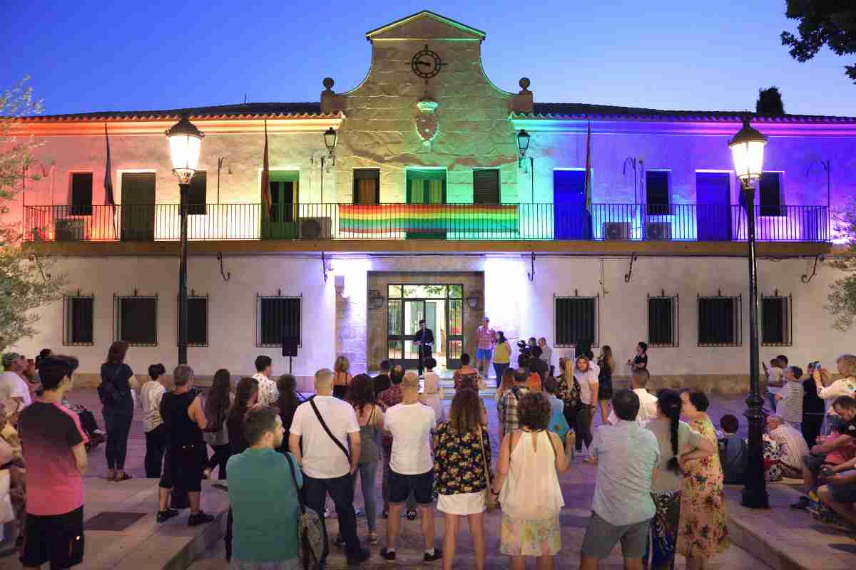Las IV jornadas LGTBI por la Visibilidad del Colectivo en las Zonas Rurales se celebraron en Argamasilla del Alba 1