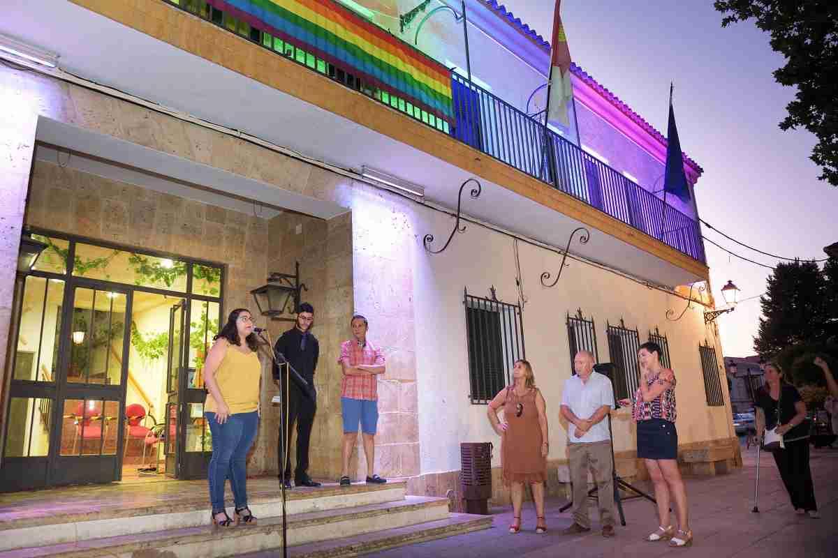 Las IV jornadas LGTBI por la Visibilidad del Colectivo en las Zonas Rurales se celebraron en Argamasilla del Alba 2
