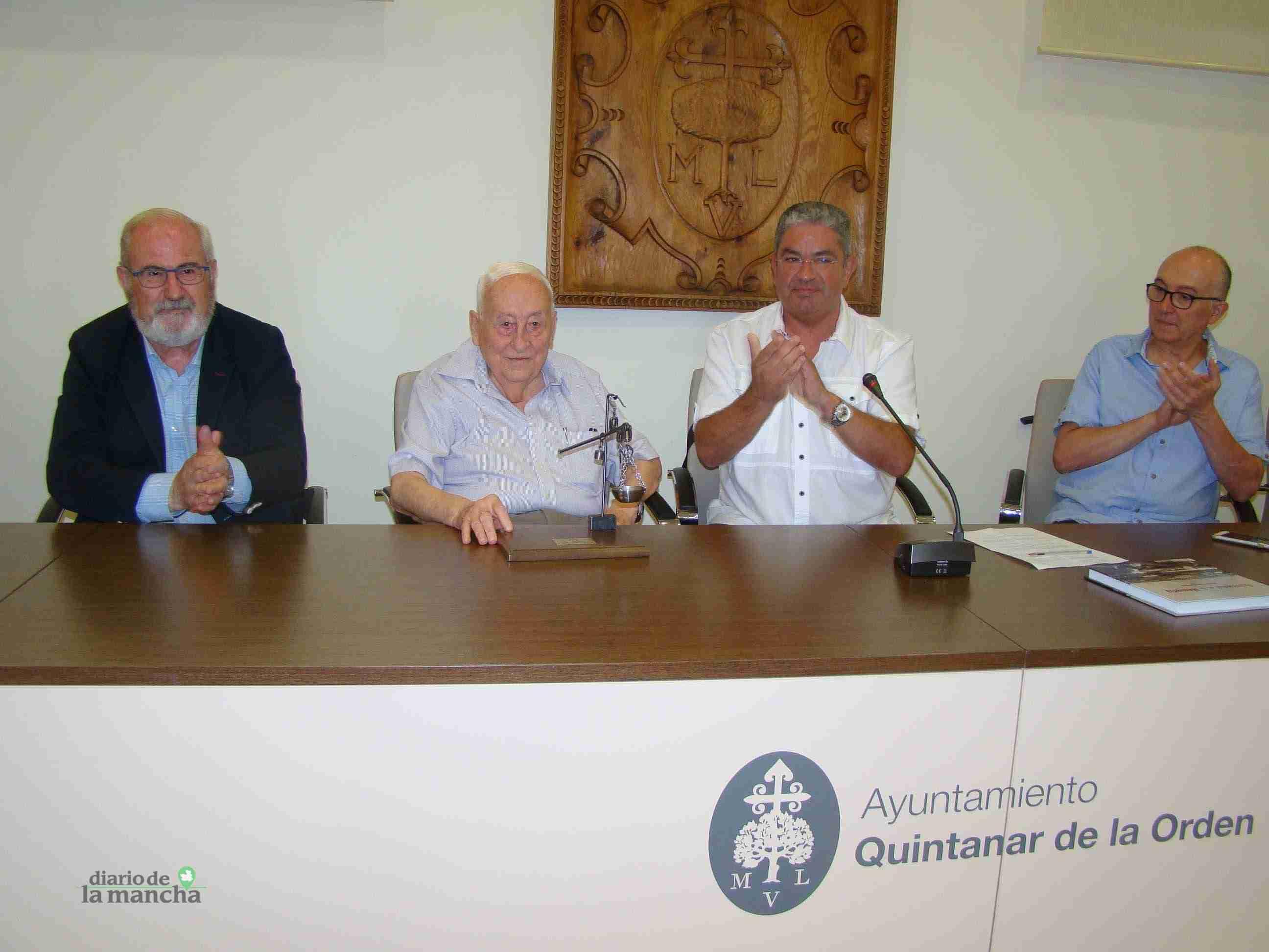 """El quintanareño José Fernández Rodríguez presenta su libro """"Quintanar en la Memoria"""" 16"""