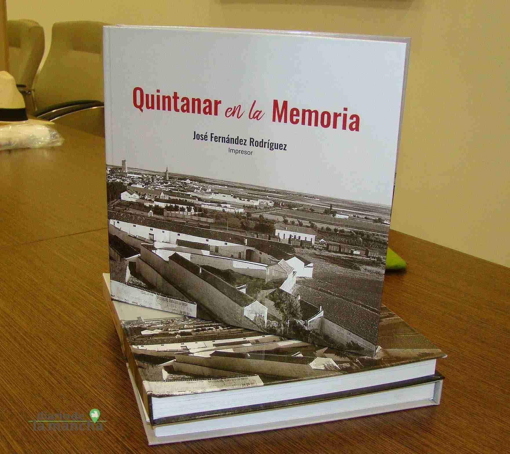 """El quintanareño José Fernández Rodríguez presenta su libro """"Quintanar en la Memoria"""" 21"""