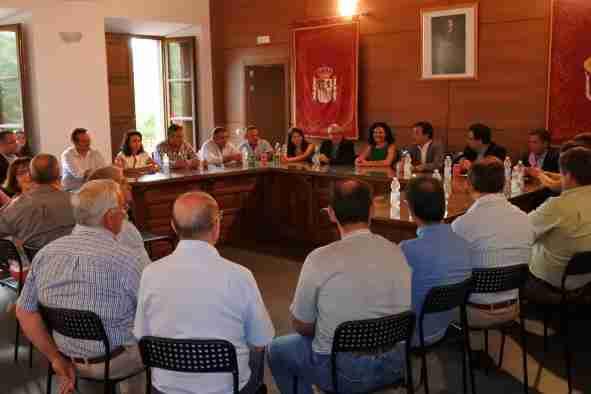 """El Gobierno remarca la importancia de trasmitir la cultura del vino """"cada vez que apostamos por un producto de los nuestros, estamos ayudando a Castilla-La Mancha"""" 1"""