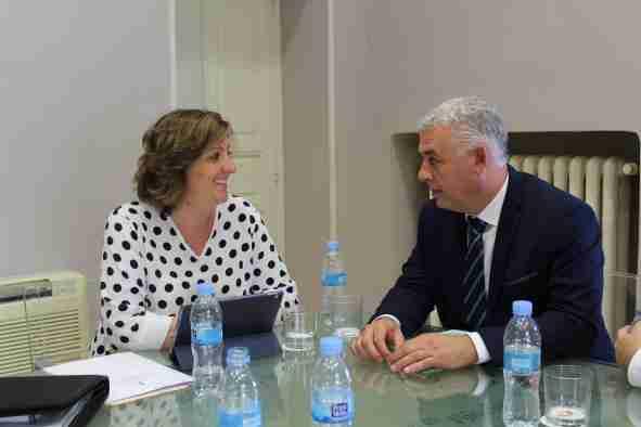 El Gobierno regional y la Diputación de Guadalajara trabajan en la convocatoria del Plan de Empleo y el impulso económico y turístico provincial 1