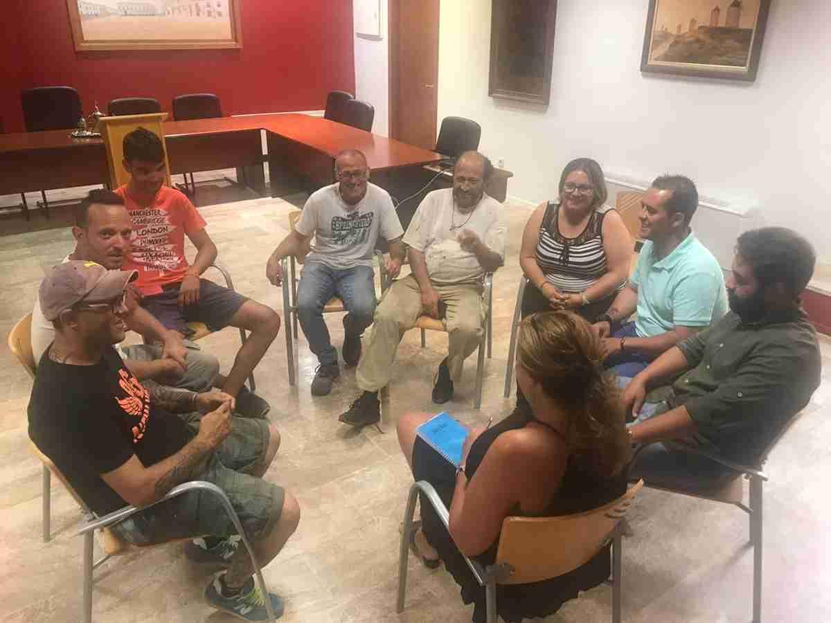 Cinco personas se benefician con el Plan Especial de Empleo de Zonas Rurales Deprimidas 3