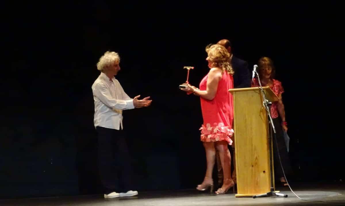 El VII Premio Patio de Comedias de Torralba de Calatrava ha sido otorgado al actor  Rafael Álvarez 'El Brujo' 1