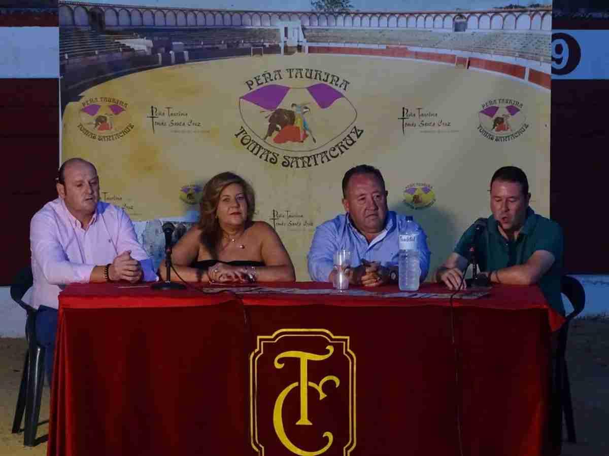 Los novilleros Jesús Mejías y Alfonso Ortiz y el rejoneador Miguel Moura estarán en el cartel taurino de Torralba de Calatrava 1