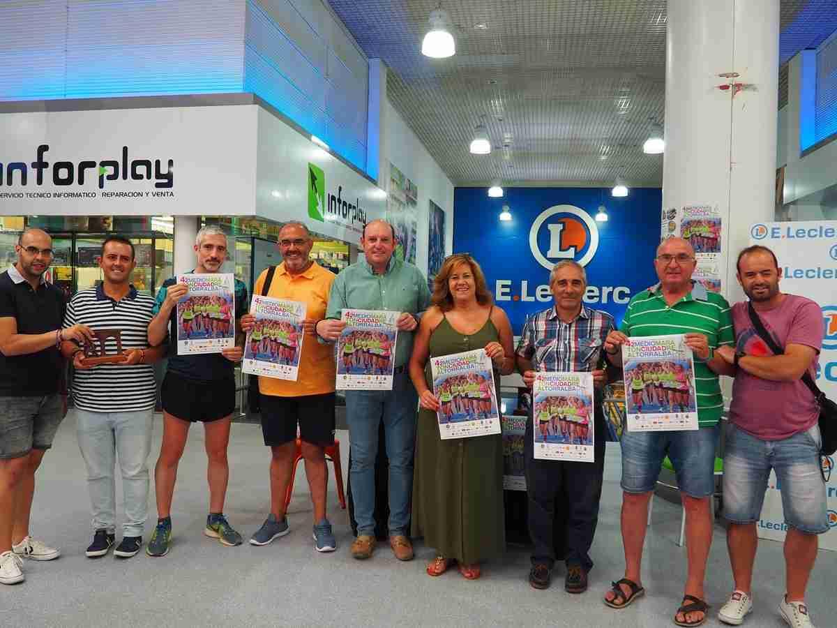 La 42ª Media Maratón de Torralba se celebra el 8 de septiembre, es la tercera más antigua del país 2