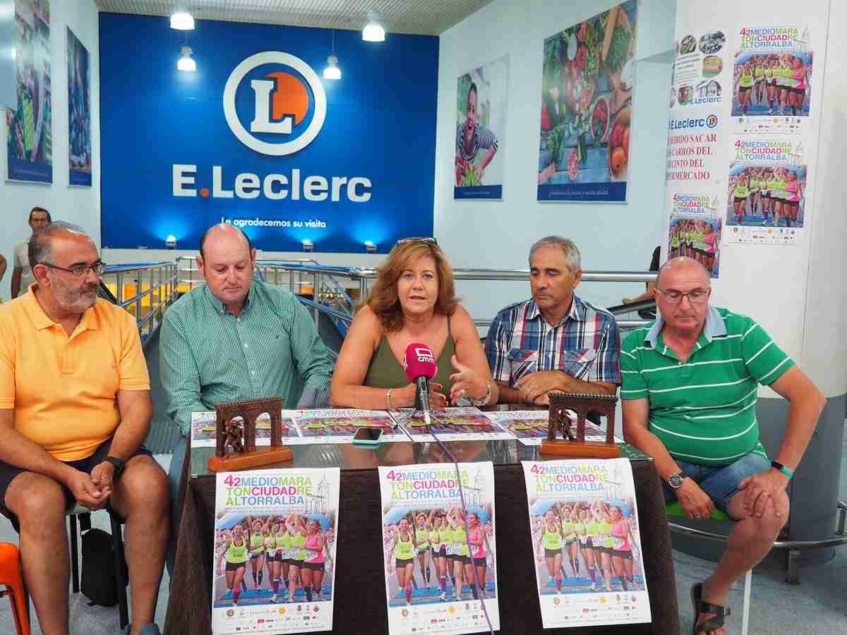 La 42ª Media Maratón de Torralba se celebra el 8 de septiembre, es la tercera más antigua del país 1