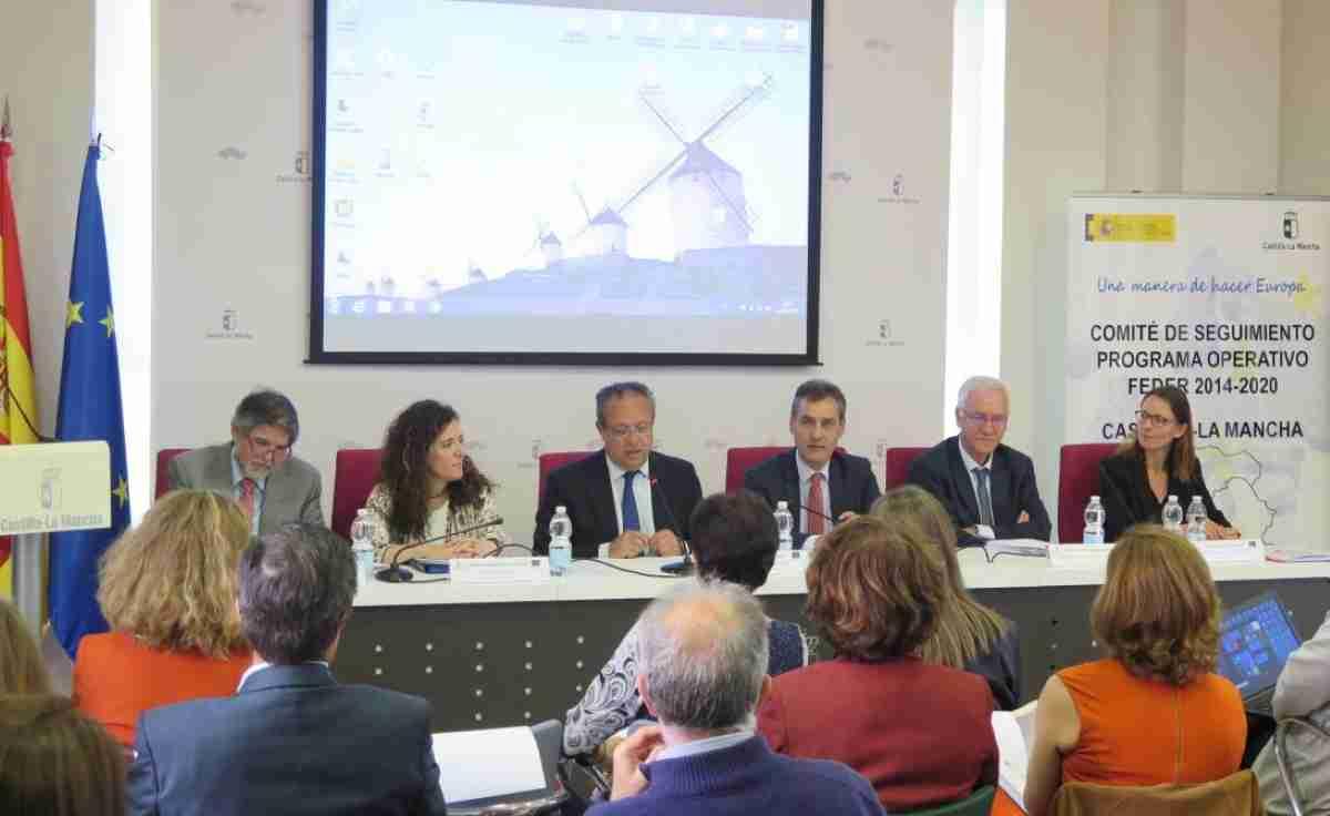 Gobierno regional realiza propuesta para modificar Programa Operativo (FEDER) 2014-2020 1