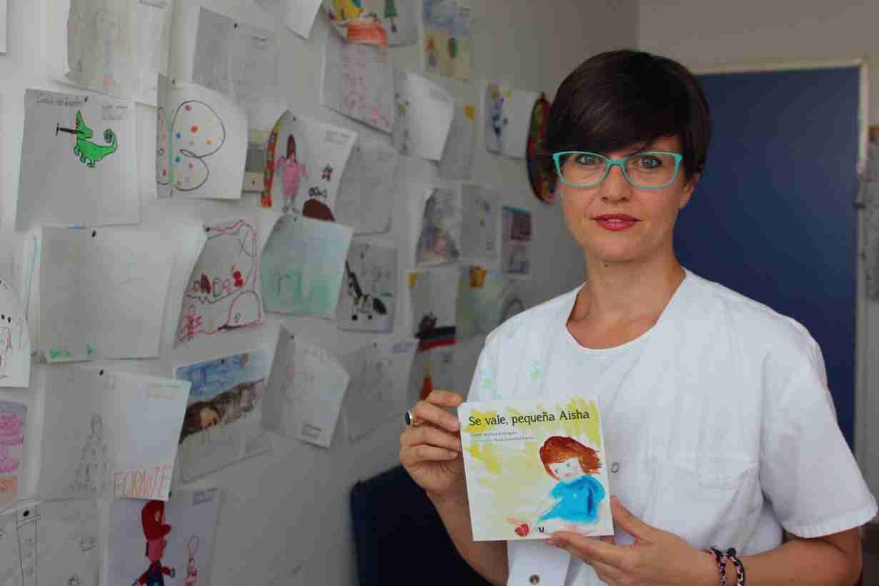 Psicóloga de la Unidad de Salud Mental Infanto-Juvenil de Albacete escribió un cuento sobre cómo gestionar el duelo tras una pérdida 1