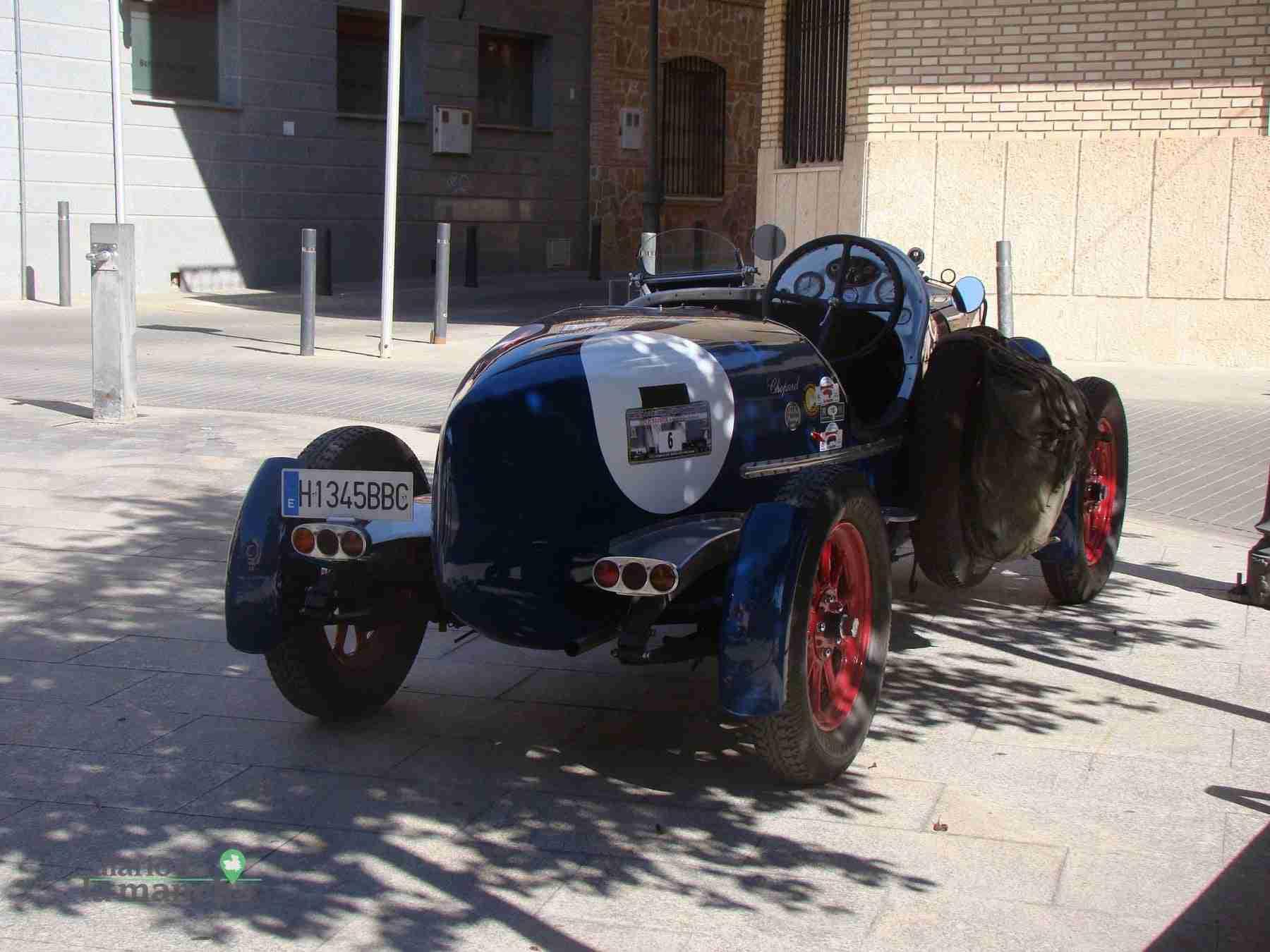 Clásicos a motor recorren Quintanar y su comarca durante este fin de semana 43