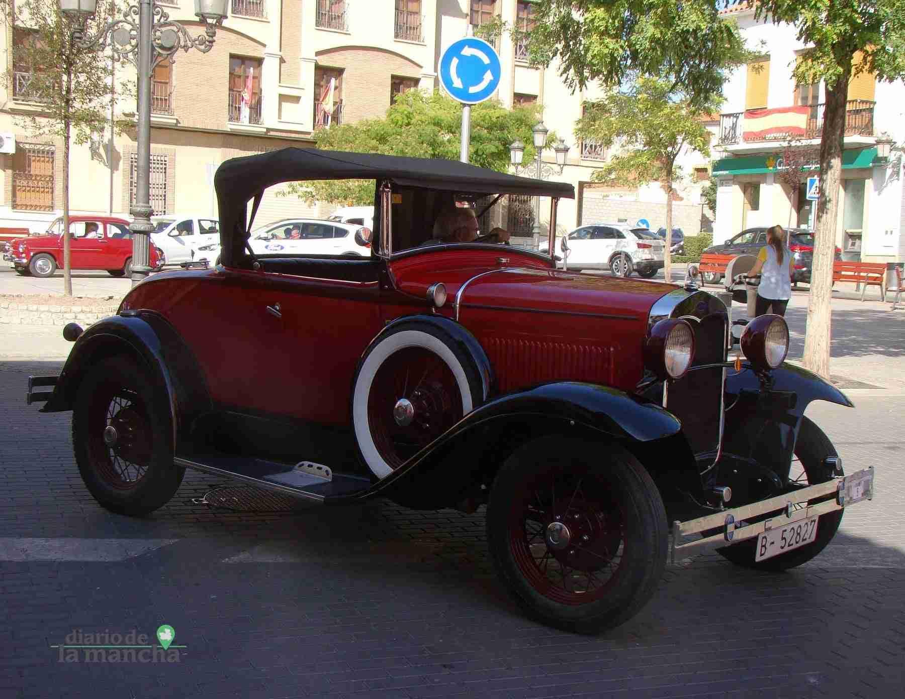 Clásicos a motor recorren Quintanar y su comarca durante este fin de semana 47