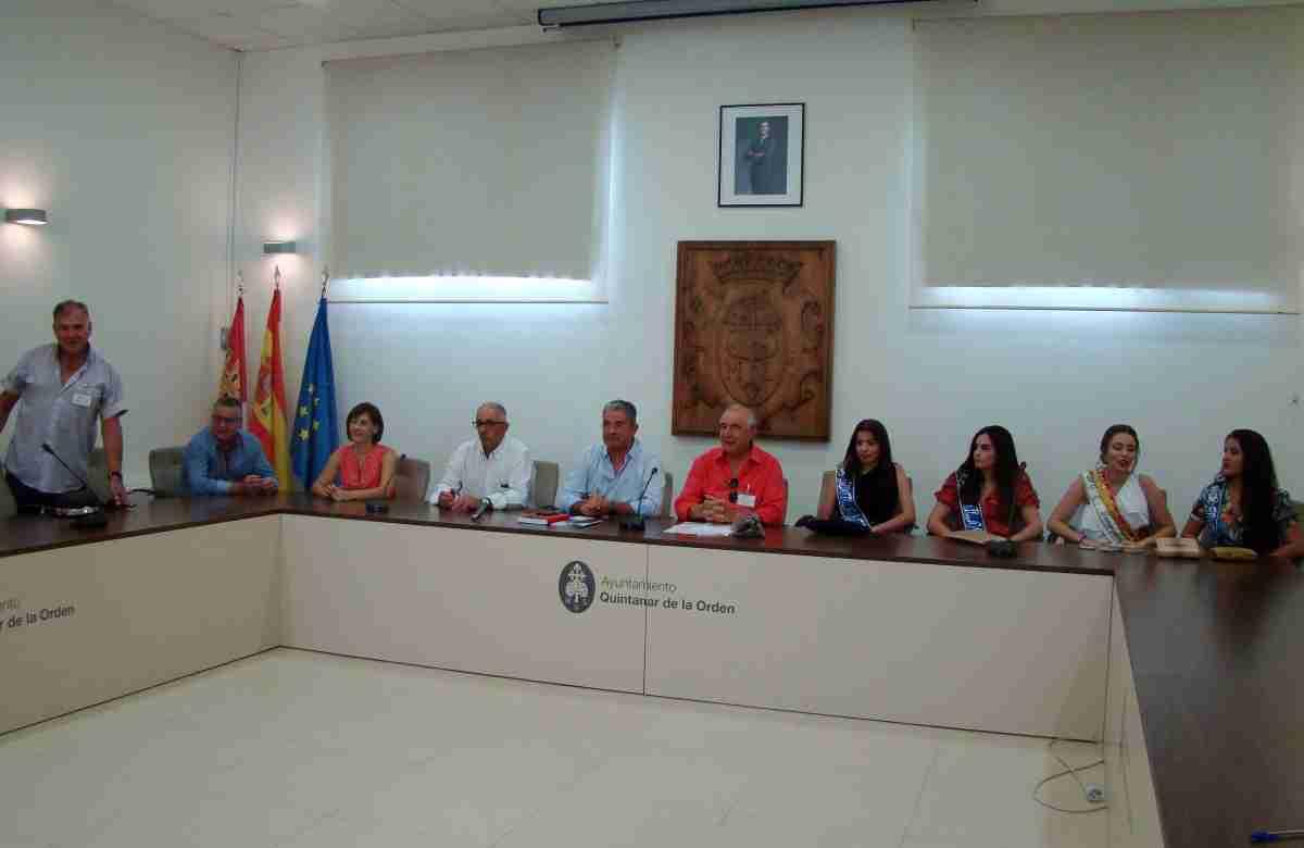 """Rallye de Coches Antiguos y Clásicos """"Don Quijote y Sancho"""" se celebró en Quintanar de la Orden 2"""