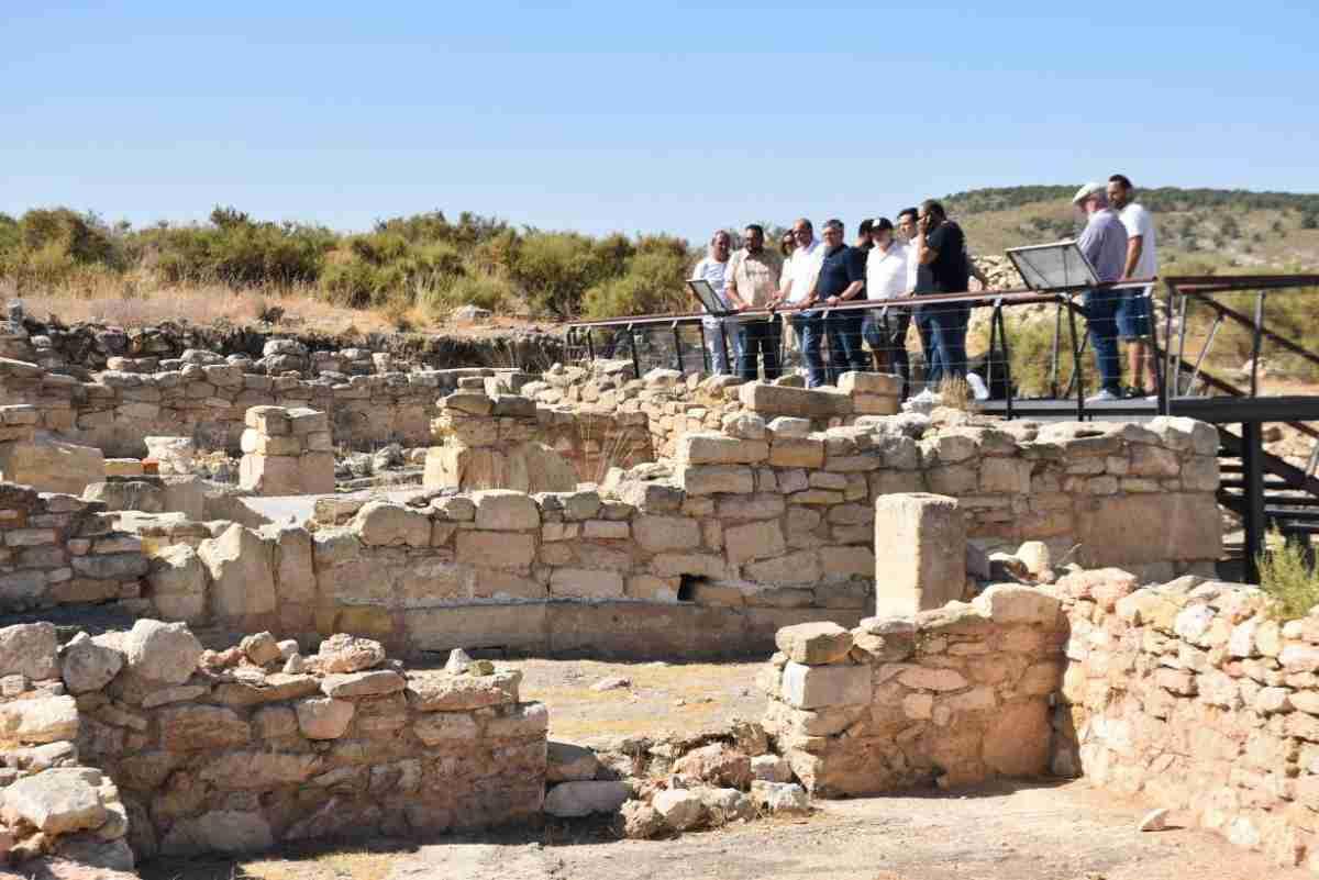 El parque arqueológico Tolmo de Minateda, en Hellín (Albacete) superó las previsiones iniciales de visitas desde su apertura al público 1