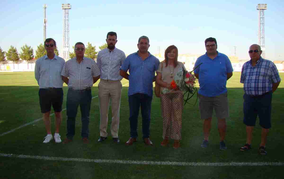 "Disputado el IX Trofeo de Fútbol ""Baldomero Mota"" en Quintanar del Orden entre el CD Quintanar y CD Tarancón 1"