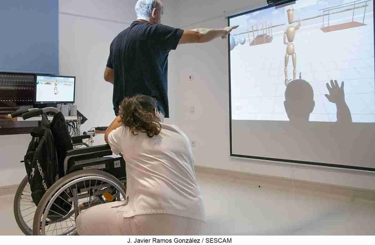 Incorporan plataforma software Rehametrics a la terapia de pacientes con daño cerebral 1