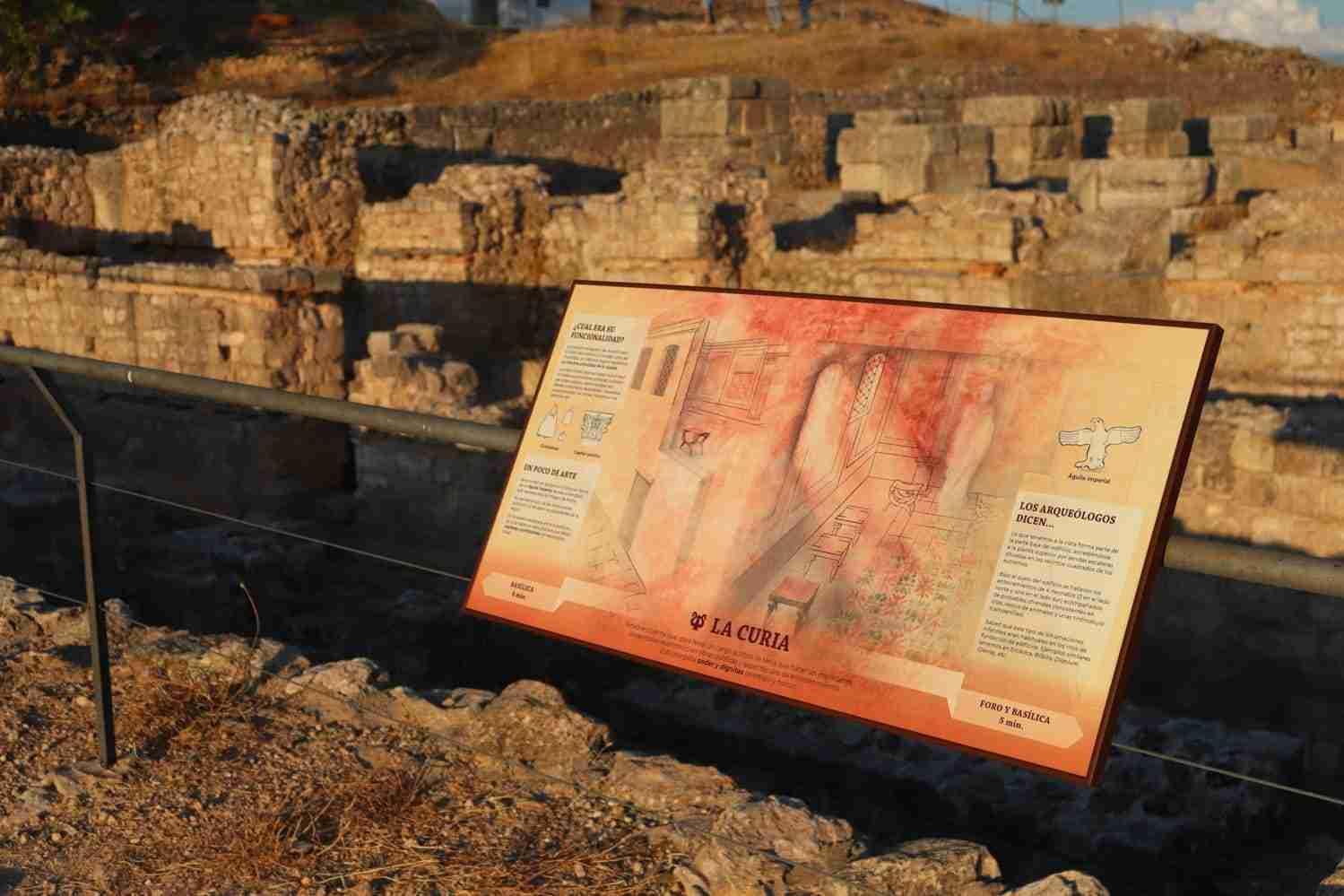 Los valerienses de hoy ponen cara a sus antepasados de hace dos mil años 7