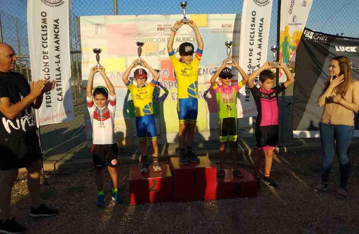 El XVII Trofeo Feria de Villarrobledo para Escuelas se celebró el 15 de agosto en el Velódromo Villarrobledo 1