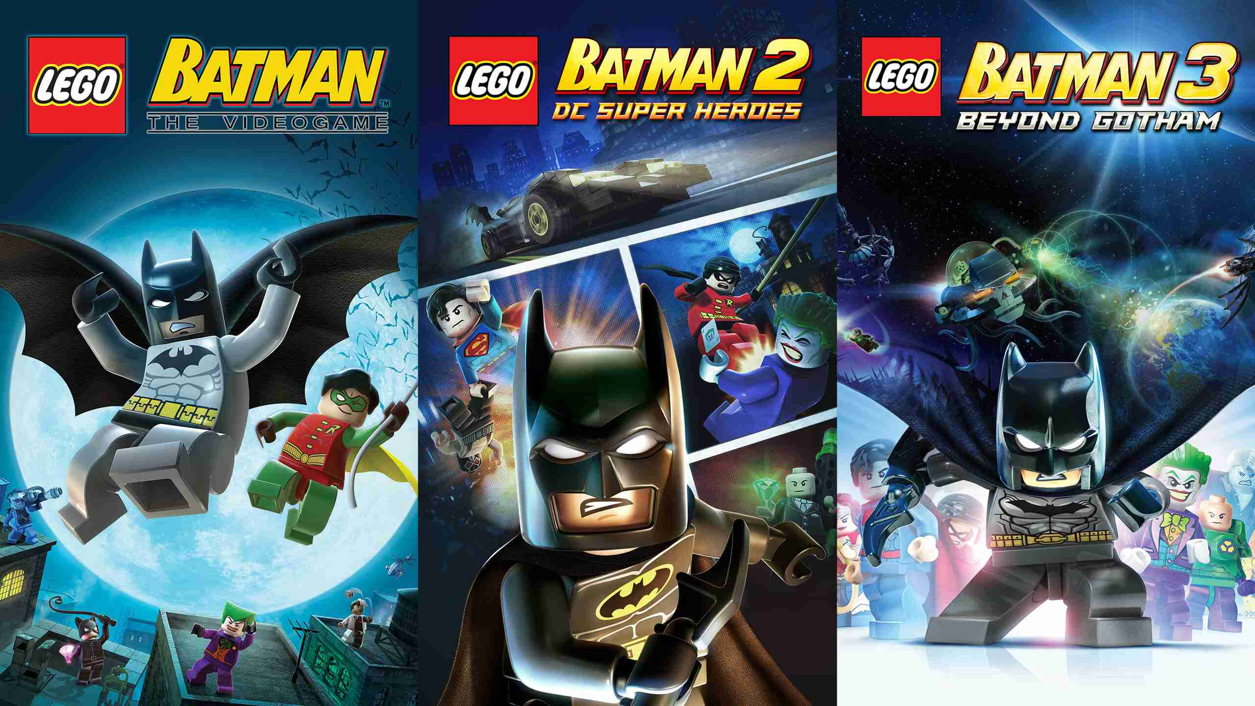 LEGO juegos batman epic games