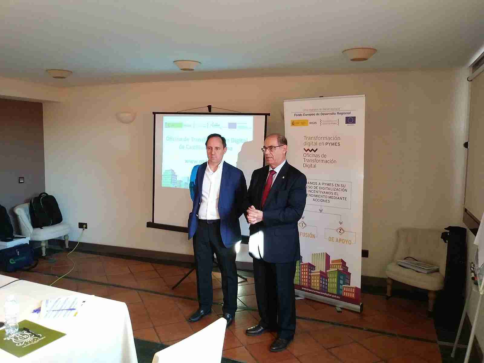 Digitalización, innovación y mantenimiento industrial 4.0 centran el interés de varias jornadas de la OTD en Toledo 2