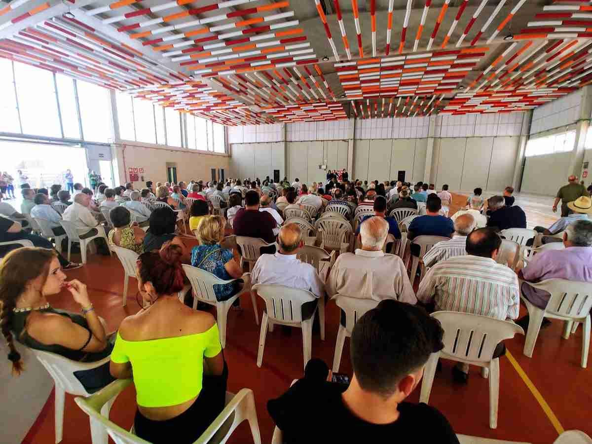 El nuevo pabellón multifuncional de Piedrabuena habilita un nuevo espacio deportivo y participativo para los vecinos 3