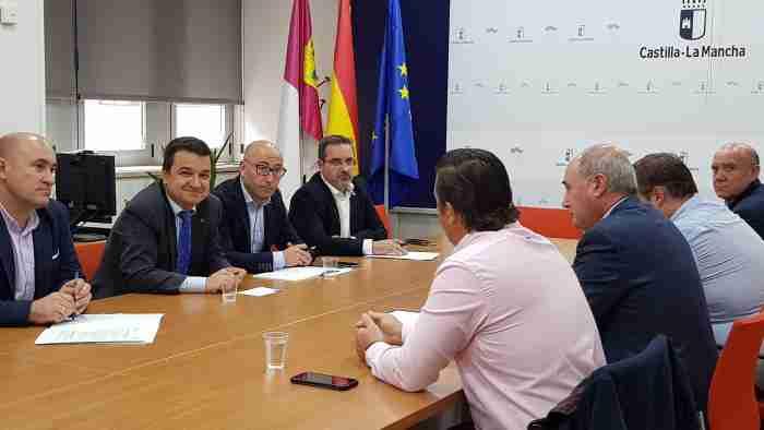 El Gobierno regional empezó la planificación del agua en la legislatura junto a la Federación de Regantes de Castilla-La Mancha 1