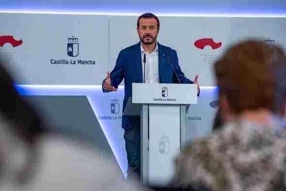 El Gobierno regional invierte más de 1 millón de euros para retirar amianto en una parcela de Toledo 1