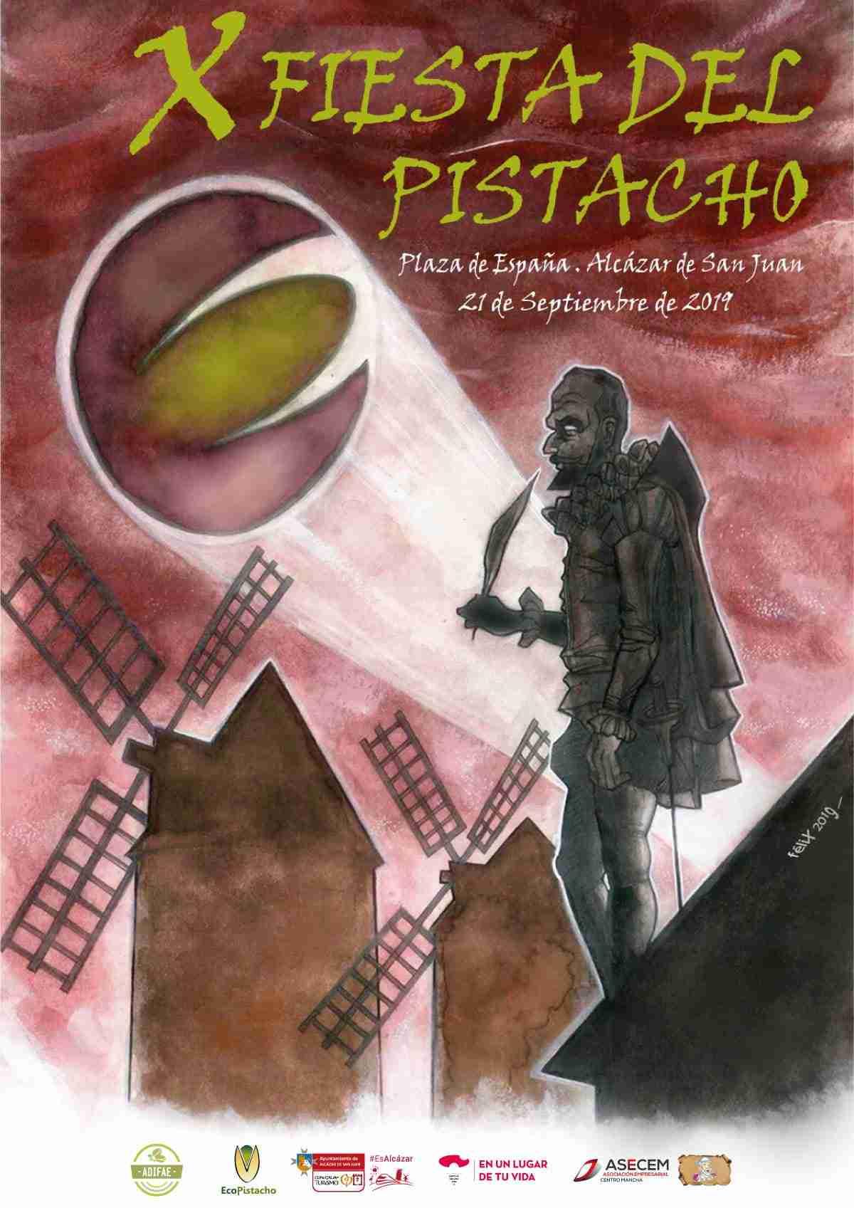 Presentada la X Fiesta del Pistacho con actividades para todos y degustación de recetas 1