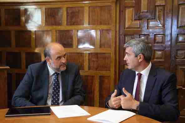 El futuro Plan de Empleo del Gobierno regional permitirá 2.700 contrataciones en Toledo 1