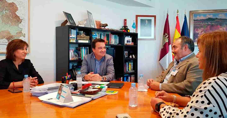 Martínez Arroyo remarcó la importancia de una posición común sobre el agua para defender los intereses del conjunto ciudadano 1