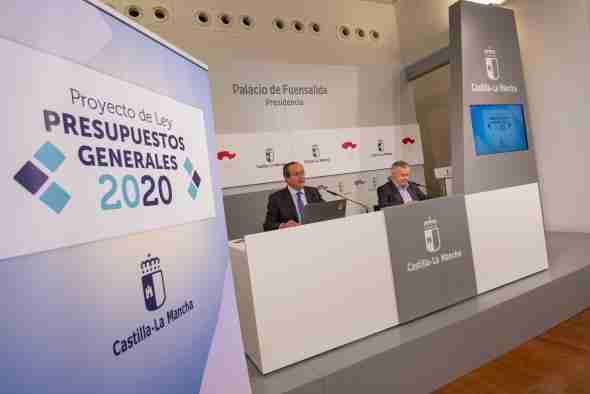 Los presupuestos 2020 crecen un 6,3 por ciento, con 480 ,millones adicionales para cohesión social y crecimiento económico sostenible 1