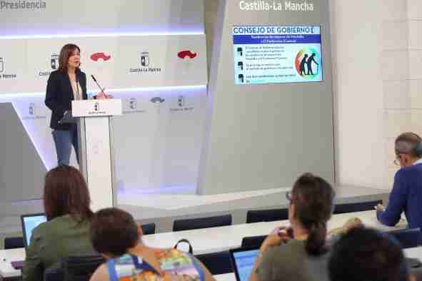 El Consejo de Gobierno autorizó 2,5 millones de euros para gestión de residencias de mayores en Montalbo y El Pedernoso (Cuenca) 1