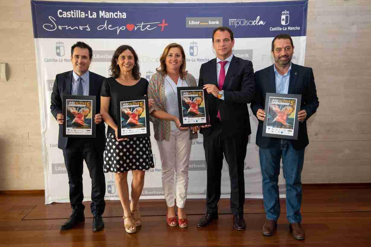El Gobierno regional prepara una nueva edición de la Semana Europea del Deporte para que Castilla-La Mancha vuelva a ser la comunidad con más actividades 1