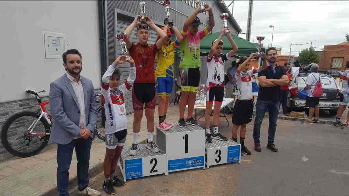 club_ciclista_almagreño_trofeo_feria_y_fiestas_bolaños_de_calatrava