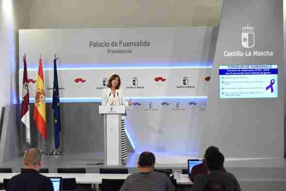El Gobierno regional y la FEMP de Castilla-La Mancha suscribieron un convenio de colaboración para trabar en prevención de violencia de género 1