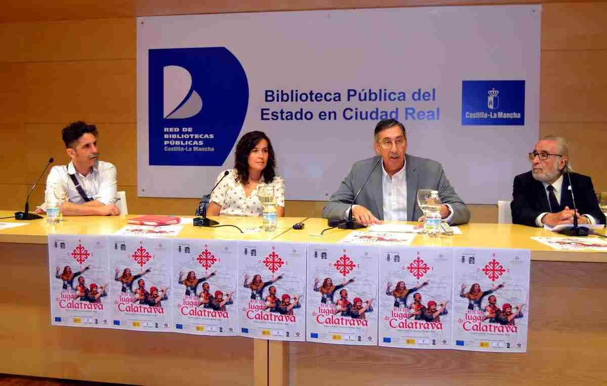 """""""En un lugar de Calatrava"""" se estrenará mundialmente en el 19º Festival Iberoamericano de Teatro Contemporáneo de Almagro 3"""