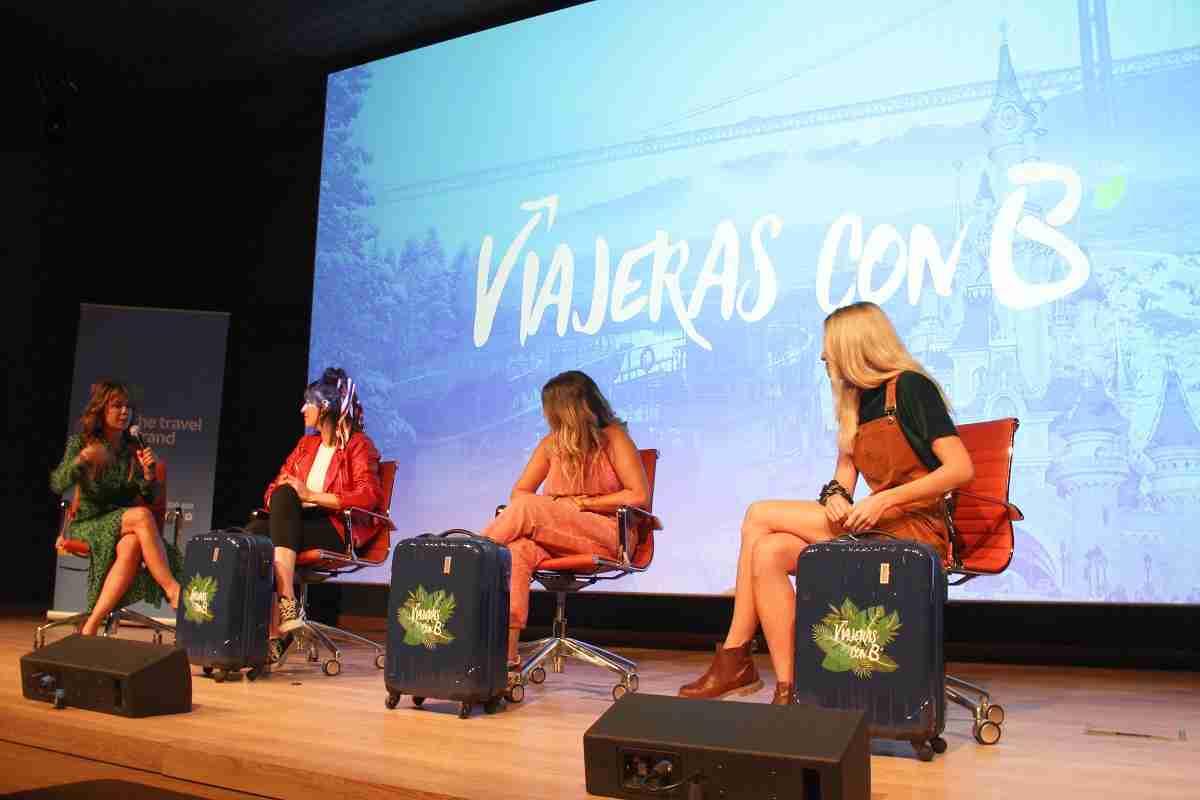 La periodista manchega Agripina Carretero es la nueva de Viajeras con B 2