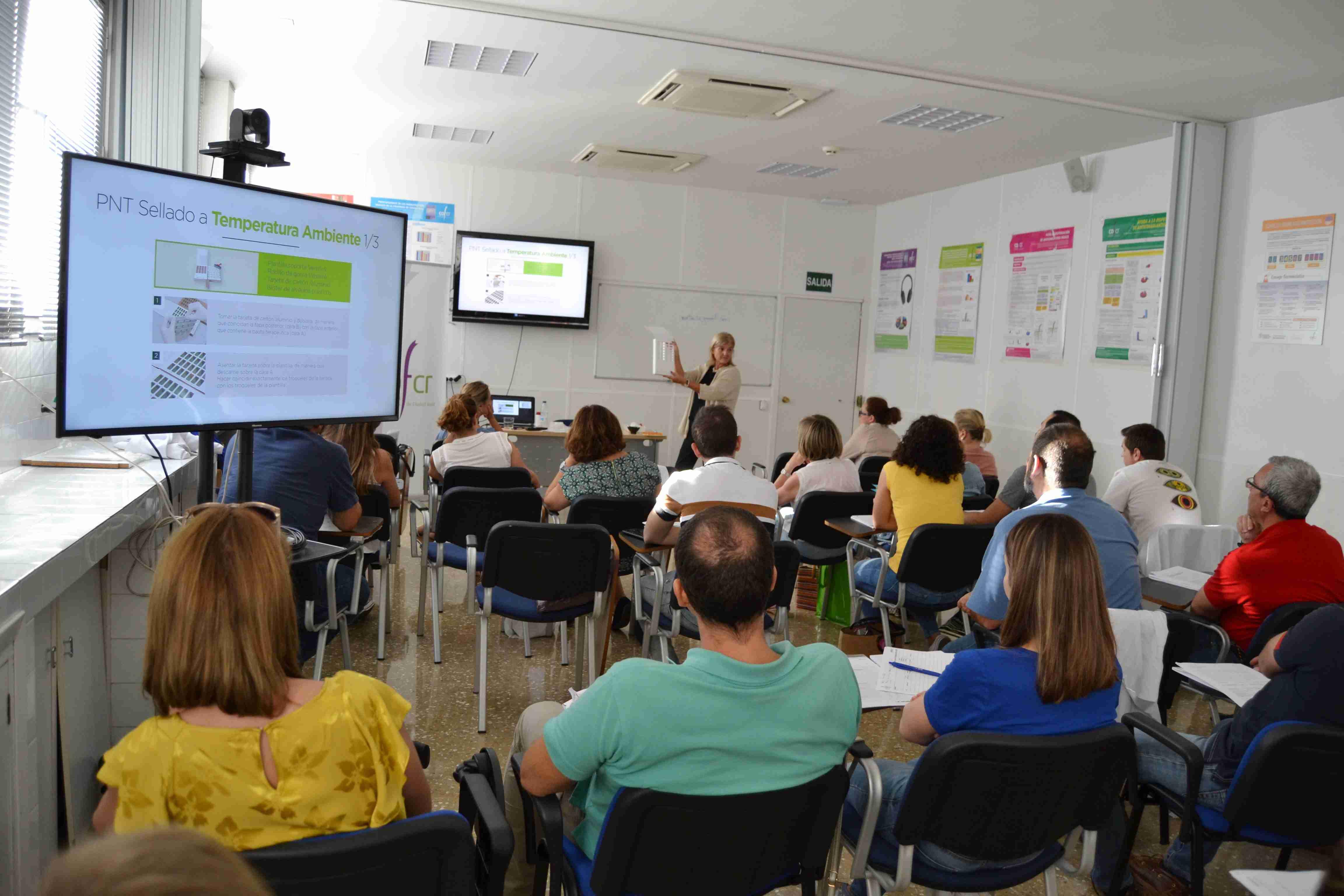 El Colegio de Farmacéuticos de Ciudad Real imparte otro curso intensivo 2