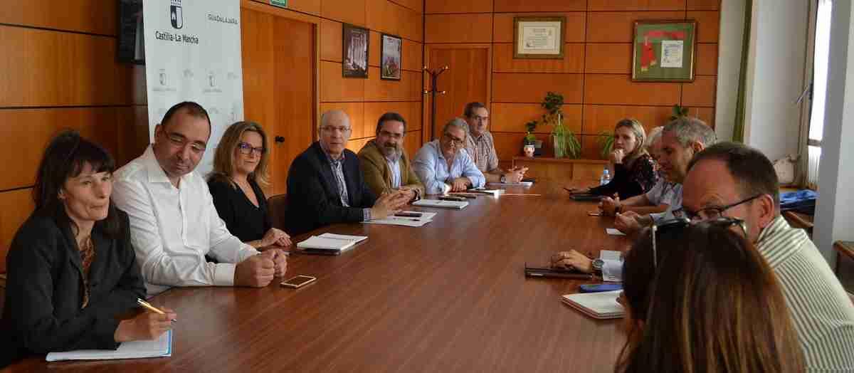 El Gobierno regional inicia en Guadalajara una ronda de contactos con Grupos de Desarrollo Rural para coordinar la lucha contra la despoblación 1