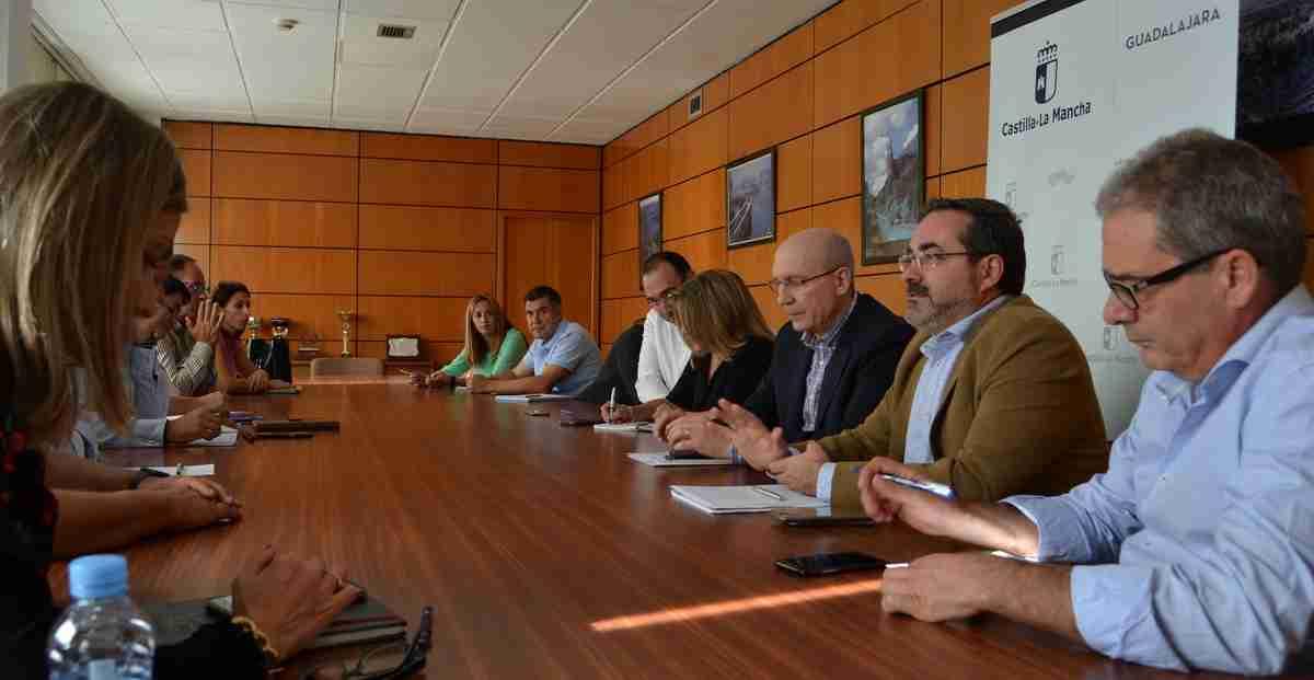 El Gobierno regional inicia en Guadalajara una ronda de contactos con Grupos de Desarrollo Rural para coordinar la lucha contra la despoblación 2