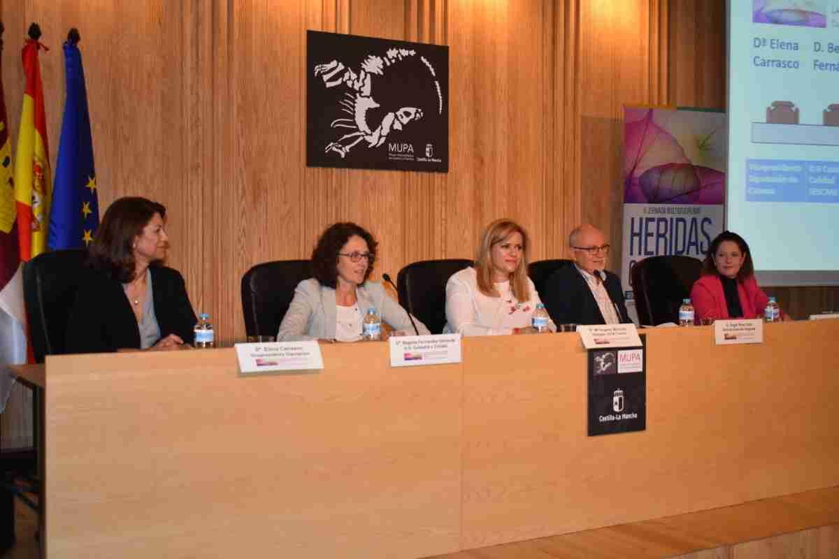 GAI de Cuenca realizara estudio sobre prevalencia de heridas cronicas