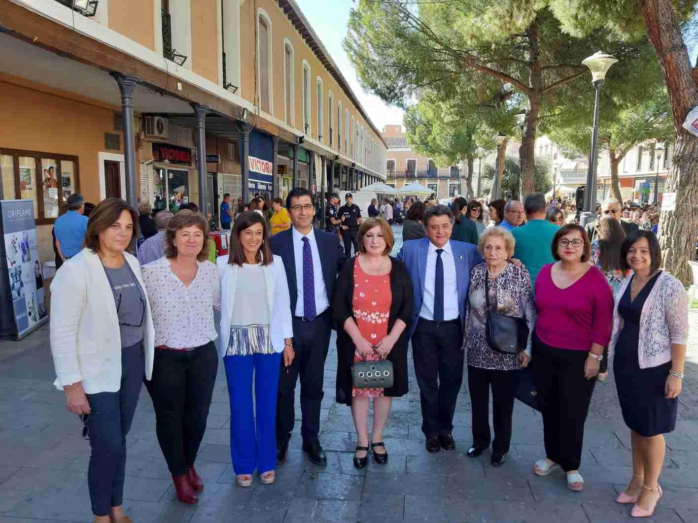 El Gobierno de Castilla-La Mancha felicita el trabajo de las amas de casa como agentes de generación de cambio social y búsqueda de igualdad 2