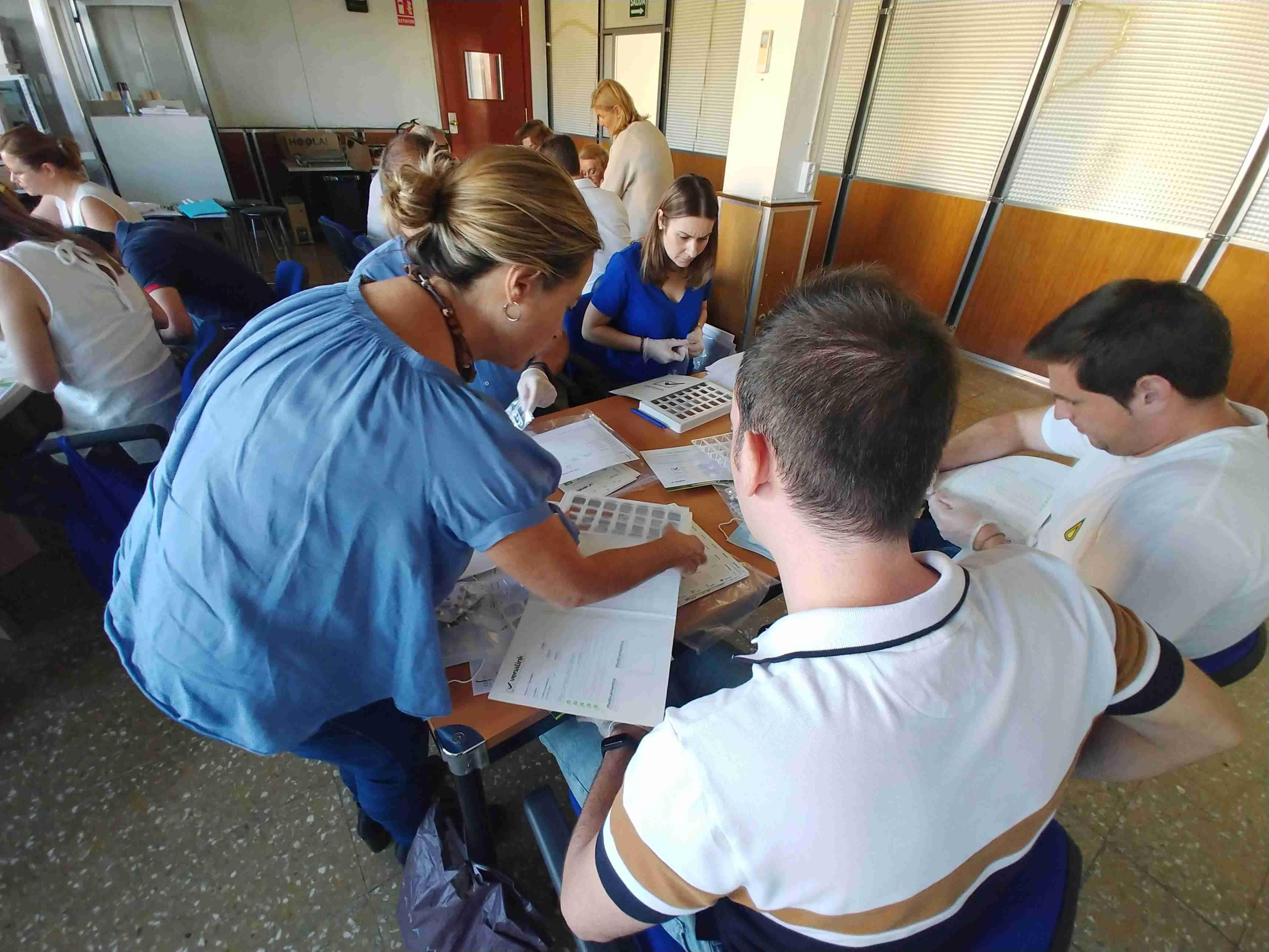 El Colegio de Farmacéuticos de Ciudad Real imparte otro curso intensivo 1