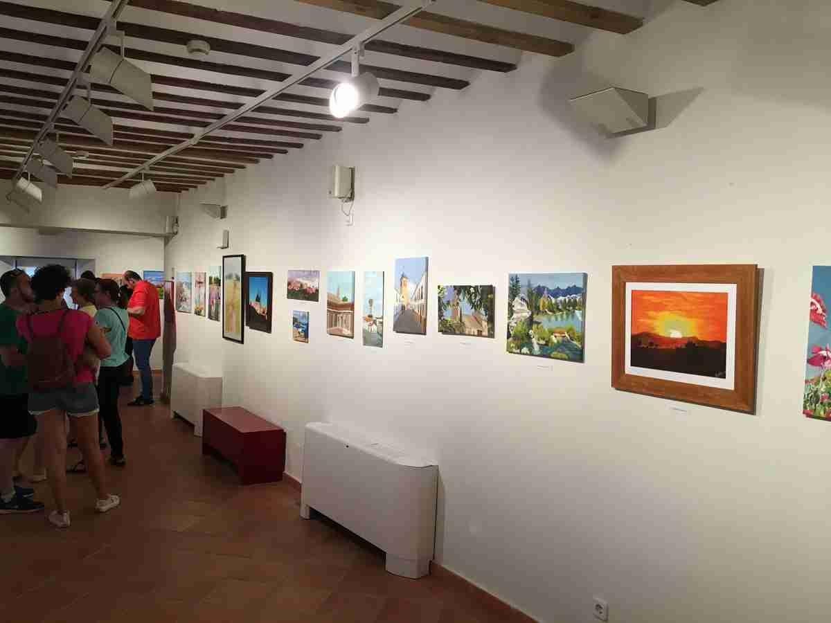 240 personas participan de los cursos y talleres de la Universidad Popular de Torralba de Calatrava 2