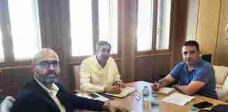 reunion nuevo delegado provincial de educacion en ciudad real