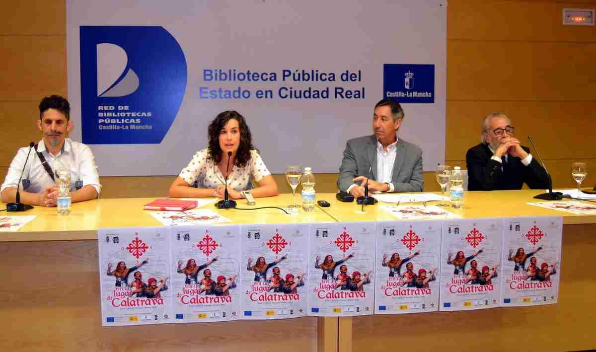 """""""En un lugar de Calatrava"""" se estrenará mundialmente en el 19º Festival Iberoamericano de Teatro Contemporáneo de Almagro 1"""