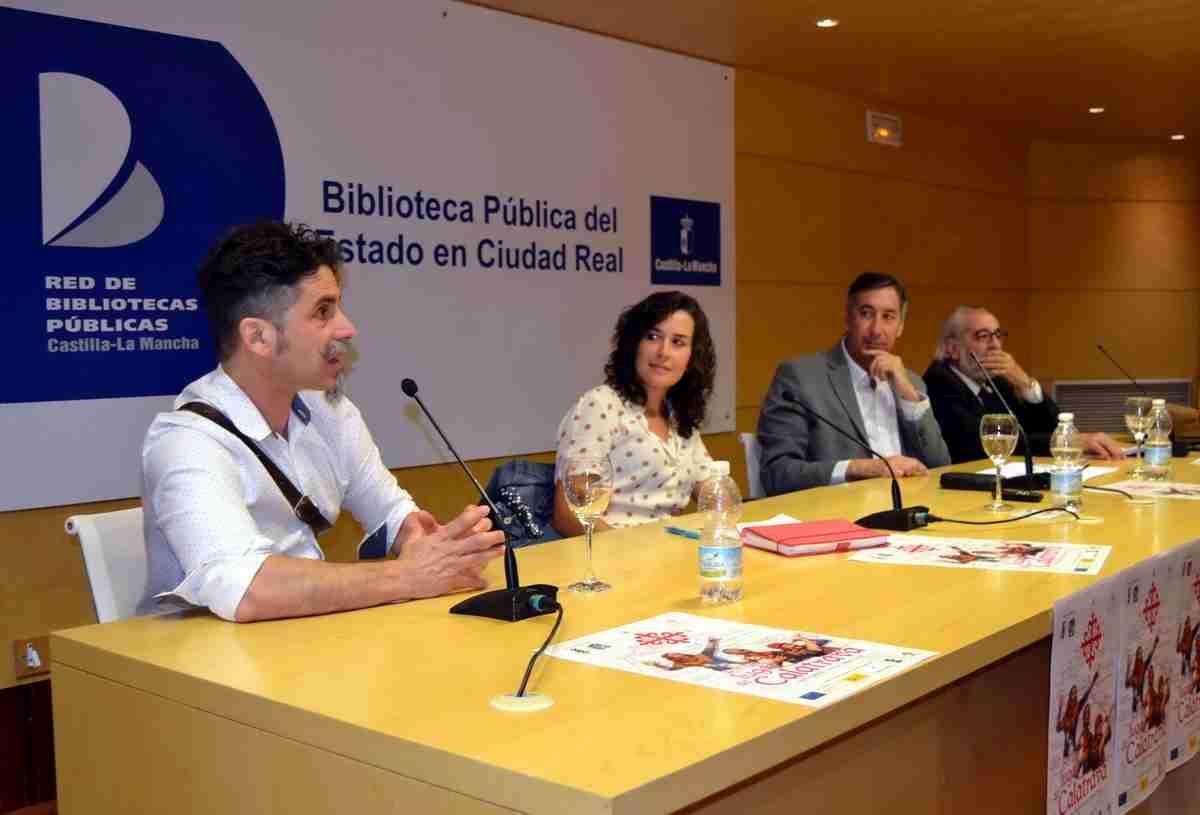"""""""En un lugar de Calatrava"""" se estrenará mundialmente en el 19º Festival Iberoamericano de Teatro Contemporáneo de Almagro 2"""