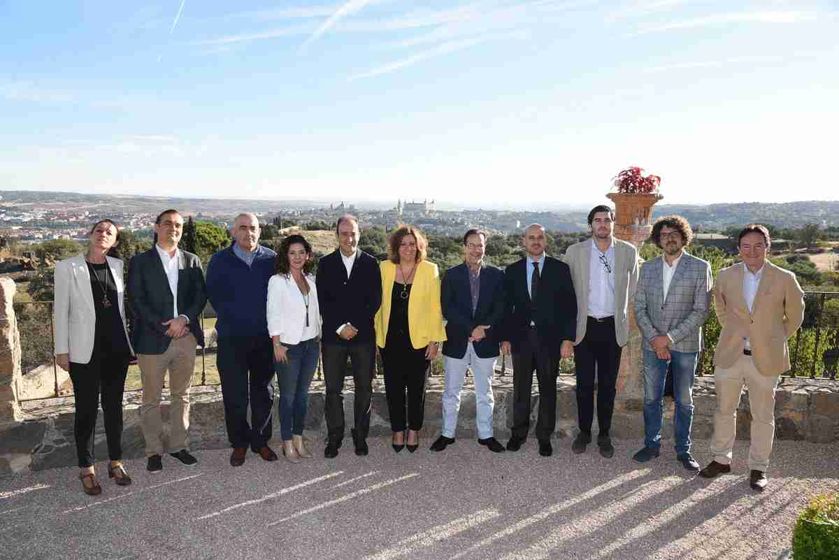 Cerca de veinte empresas castellano-manchegas participan del vigésimo encuentro internacional 'Contract' 1