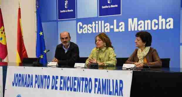 El Gobierno regional dijo presente en la Jornada de Puntos de Encuentro Familiar 1