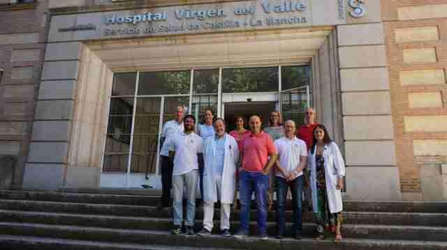 500 personas participarán en el estudio del Hospital de Toledo sobre envejecimiento vascular para evaluar el impacto de la fragilidad 1