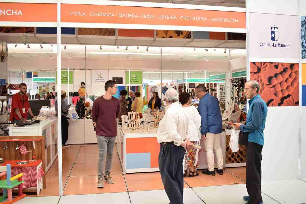 La Feria de Artesanía de Castilla-La Mancha cierra sus puertas habiendo recibido más de 46.000 visitantes en la 39 edición 1